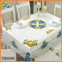 Buy cheap INDEPENDENT PVC TABLE CLOTH PVC Table Cover product