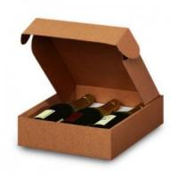 Buy cheap Wine Paper Boxes Cardboard Wine Bottle Gift Presentation Boxes product
