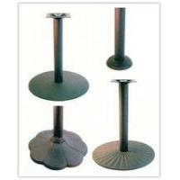 Buy cheap cast iron table base product