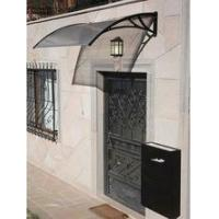 Buy cheap Polycarbonate awning , PC window canopy,door canopy ,rain canopy, rain awning,Retractable Awnings product
