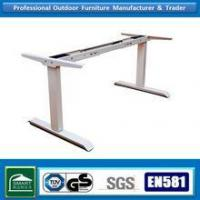 reading table adjustable height motorized table frame
