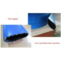 Buy cheap PVC DOUBLE LAYERS LAYFLAT HOSE product