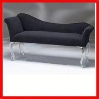 hot selling customized hot bending high polished clear acrylic sofa leg