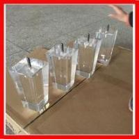 Buy cheap 15 years factory direct sell acrylic furniture leg best selling product