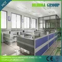 Buy cheap Mineral Fiber False Ceiling Designs for Hall product