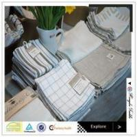 Buy cheap China Factory Kitchen Use Wholesale Linen Tea Towels For Promotion product