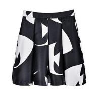Buy cheap SH-324 Ladies A-line printed skirt product