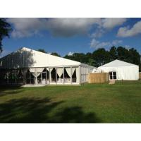 Buy cheap Glass Wall Marquee Tent from wholesalers