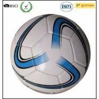 Promotion Tranning Machine Stitched Custom Print Soccer Ball