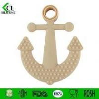 Buy cheap 2015 new product Anchor Silicone Baby Teethers product