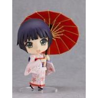 Buy cheap Customize japan resin lovely girl doll with umbrella kid toy or home decoration product