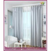 Thicken Silver Blackout Curtain For Living Room