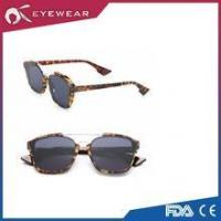 Buy cheap Half-rim Eyeglasses Acetate &Metal Sunglasses Hot Sale Polarized Sunglasses product