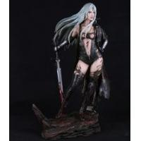 Buy cheap Custom Garage Kits realistic 12 inch resin bloody gril statue from wholesalers