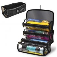 Buy cheap roll up hanging bathroom organizer product
