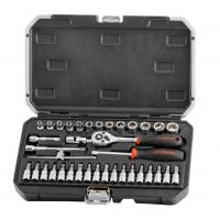 Buy cheap Tool Sets 37-pc 1/4 product