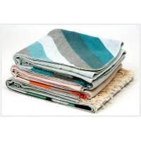 Buy cheap cotton acrylic throws from wholesalers