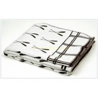 Buy cheap cotton acrylic blankets from wholesalers
