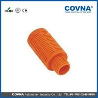 Buy cheap Pipeline Accessory Plastic pneumatic silencer muffler product