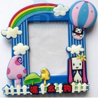 Buy cheap House Ornaments pvc photo frame product