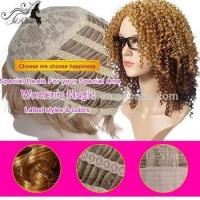 Buy cheap China manufacturer synthetic dreadlock wig, synthetic afro kinky wig, synthetic lace front wig from wholesalers