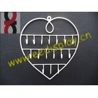 Buy cheap Jewellery Key Display Holder Hanger Necklaces Bracelets Wall Hooks White Girls product