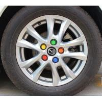 Buy cheap factory price wholesale new silicone wheel nut cover silicone wheel nut cap product