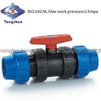 Buy cheap ball value - Coupler valve product