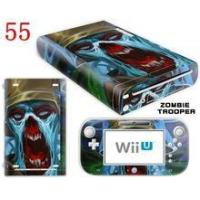 Buy cheap Gaming Console Controller Sticker for Wii U product