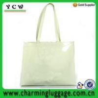 Buy cheap PVC shopping bag silicone shoulder bag for woman product