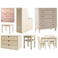 Buy cheap Furniture Series unfinished free standing wood cabinet drawer,under cabinet drawer product