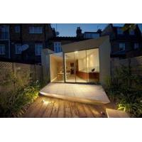 Buy cheap New Modern Prefabricated Homes , Prefab Bungalow Homes With Light Steel Frame product