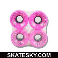 China Clans PU casting old school skateboard wheels WH-C-030 on sale