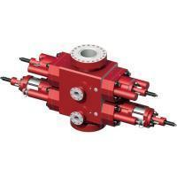 Buy cheap U type Well Head Equipment , Single / Double Ram Blowout Preventer product
