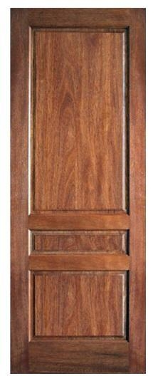 Main door models cheap wooden single door designs of winwaydiy for Single main door designs