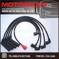 Buy cheap Auto Bearing Spark Plug Wire 27501-22A00 FOR HYUNDAI product