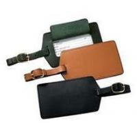 Buy cheap Bags Genuine Leather Luggage Tag product