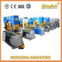 Buy cheap Q35Y-25 High Precision hydraulic Iron worker product