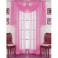 Buy cheap Voile Window Curtain Panel product