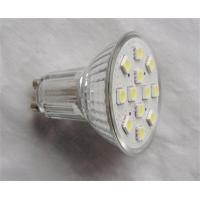 Buy cheap GU10G 18SMD5050 WhiteGlass Cup product