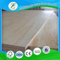 Buy cheap Laminated Wood Type Fancy Plywood With Pine Vneer Face and Back from wholesalers