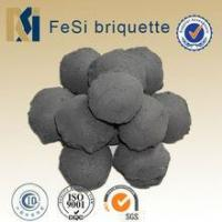 Buy cheap ferrosilicon briquette product from Wholesalers