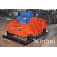 Buy cheap High Frequency Dewatering Screen Spiral Chute product