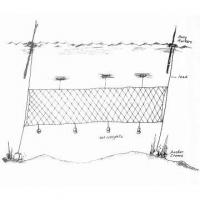 Buy cheap Nylon Multifilament Gill Net from wholesalers