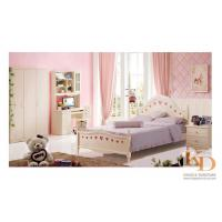 Buy cheap KD3211kid's trundle bed from wholesalers