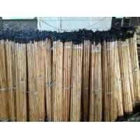 Buy cheap Black cap varnish wooden broom handle product