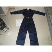 China factory direct top quality cotton work uniform/wear coverall