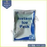 Buy cheap First aid with dry ice packs disposable instant cold packs ice pack product