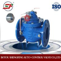 100X Remote Controlled floating Valve