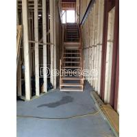 Buy cheap America Frank Concealed Keel Stairs For Villa product